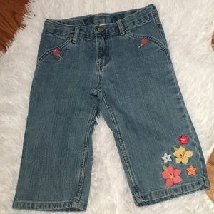 Gymboree knee length pants
